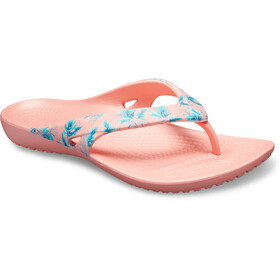Crocs Kadee II Seasonal - Sandales Femme - rose